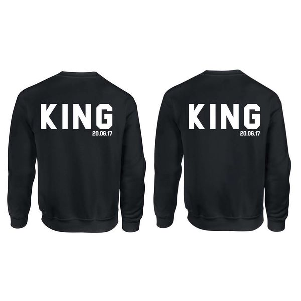 KING & KING SWEATERS MET DATUM