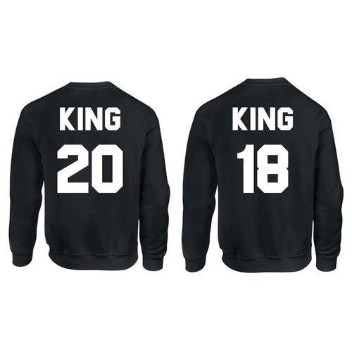 KING & KING SWEATERS