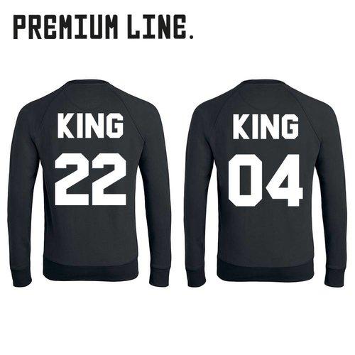 PREMIUM KING EN KING SWEATERS