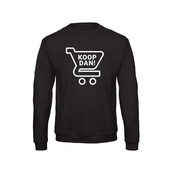 KOOP DAN! SWEATER