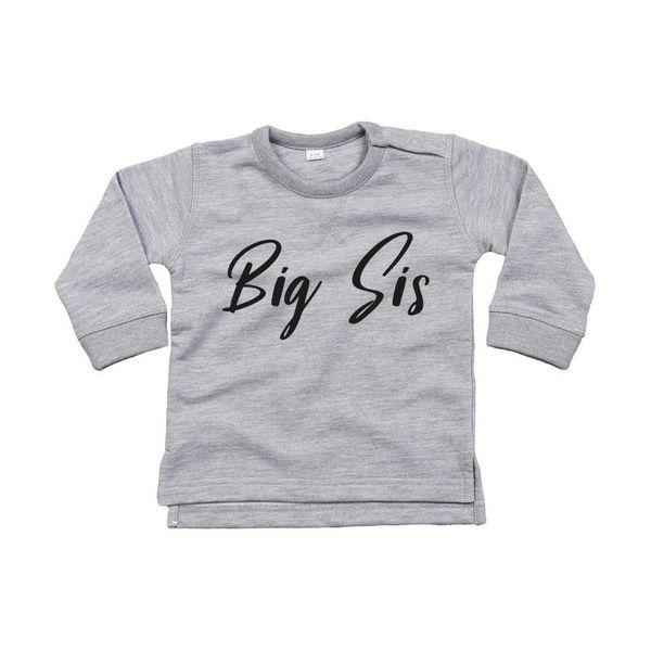 BIG SIS BABYSWEATER