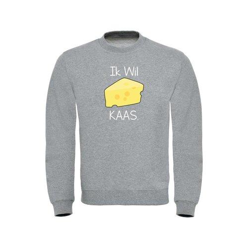IK WIL KAAS SWEATER