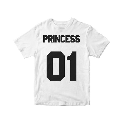 PRINCESS BABY T-SHIRT