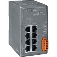 thumb-NS-208-CR Ethernet Switch/8 Ports-1
