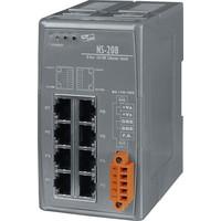 thumb-NS-208-CR Ethernet Switch/8 Ports-2