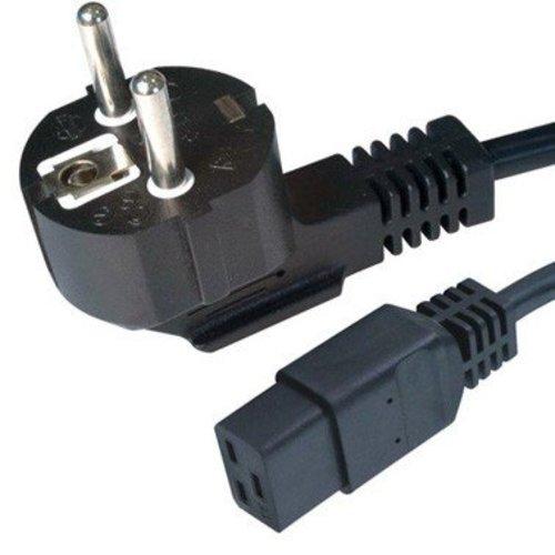 Power Cord  Schuko to C19