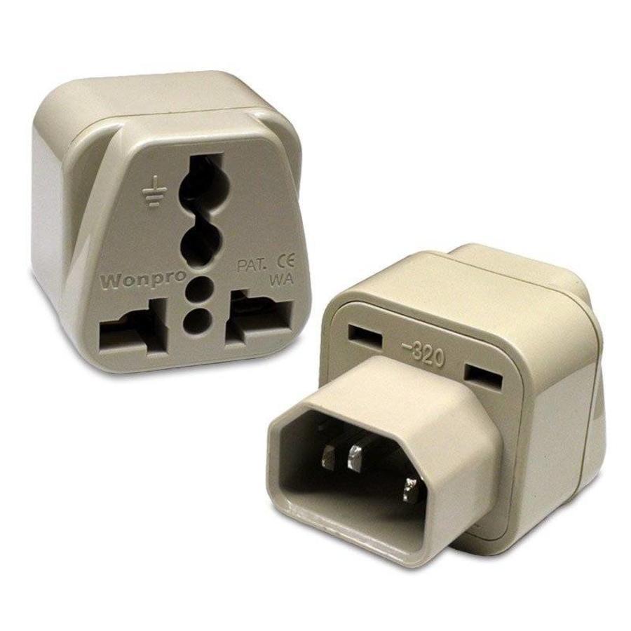 Wonpro WA320 - IEC320 to C14-1