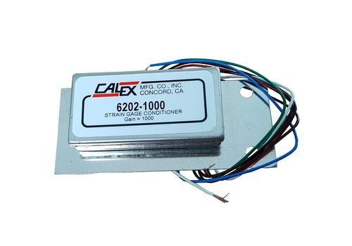 CALEX-USA Loadcell Amplifier 6202-1000