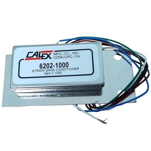 CALEX-USA Loadcell Amplifier 6202-1000