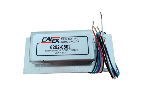 CALEX-USA Loadcell Amplifier 6202-0502