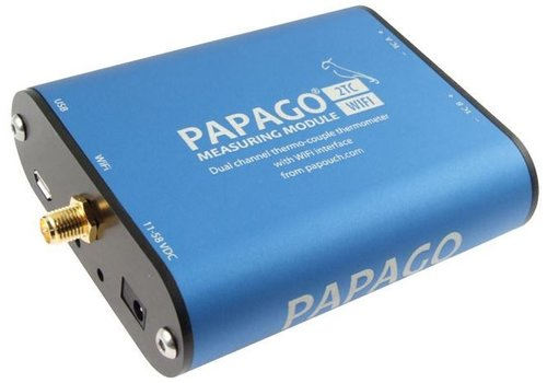 Papouch PAPAGO 2TC-WIFI