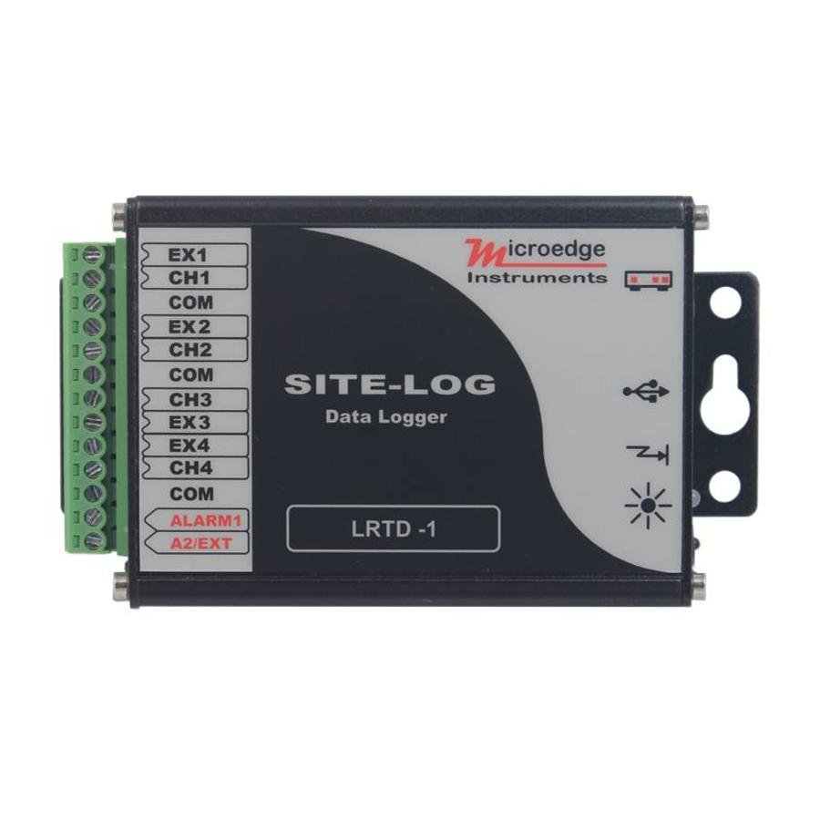 LRTD SITE-LOG stand-alone RTD-datalogger-1