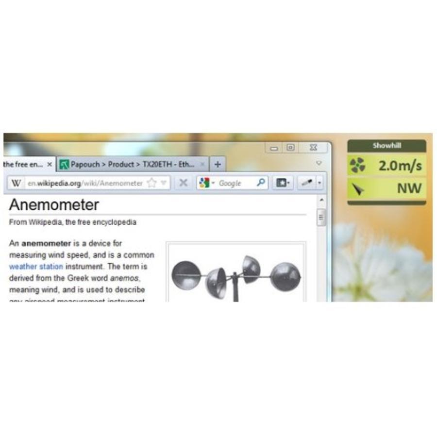 WindETH - Ethernet-anemometer-6