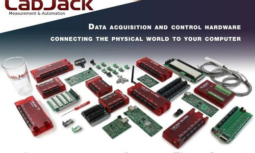 LabJack USA new Brochure