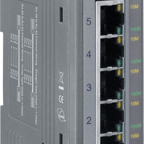 Onbeheerde Ethernet-switch