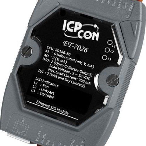 ET-7000 Modbus TCP Ethernet
