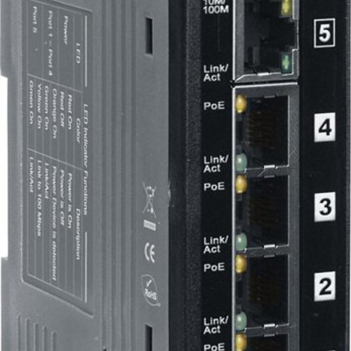 Unmanaged Ethernet Switch - POE