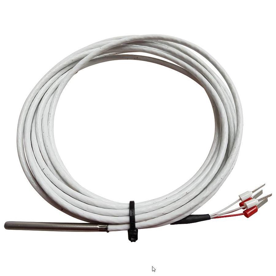 PT1000/4-wire Temperatuur Sensor, Teflon Cable 10 meter-1