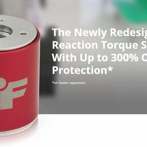 The new FUTEK TFF400 Reaction Torque Sensor