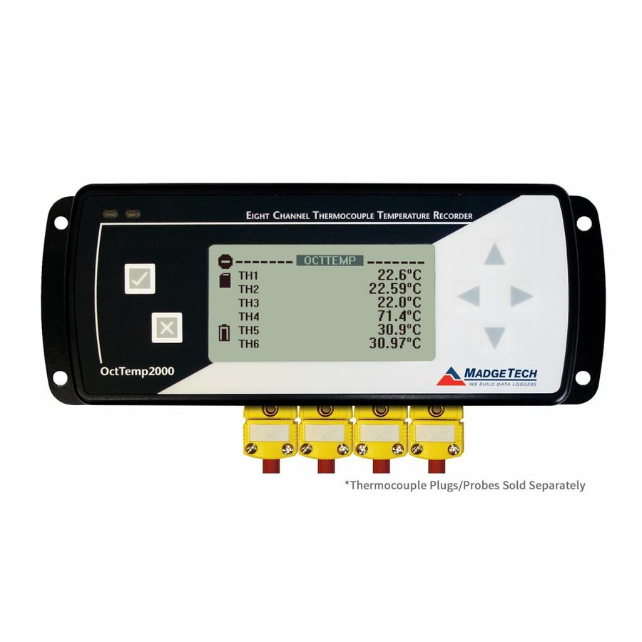 OctTCTemp2000 Data logger-2