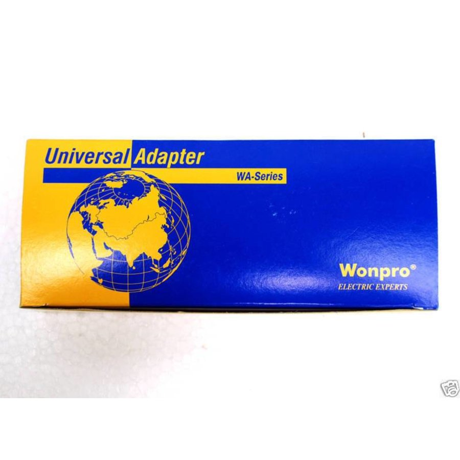 Wonpro WA320 - IEC320 to C14-7