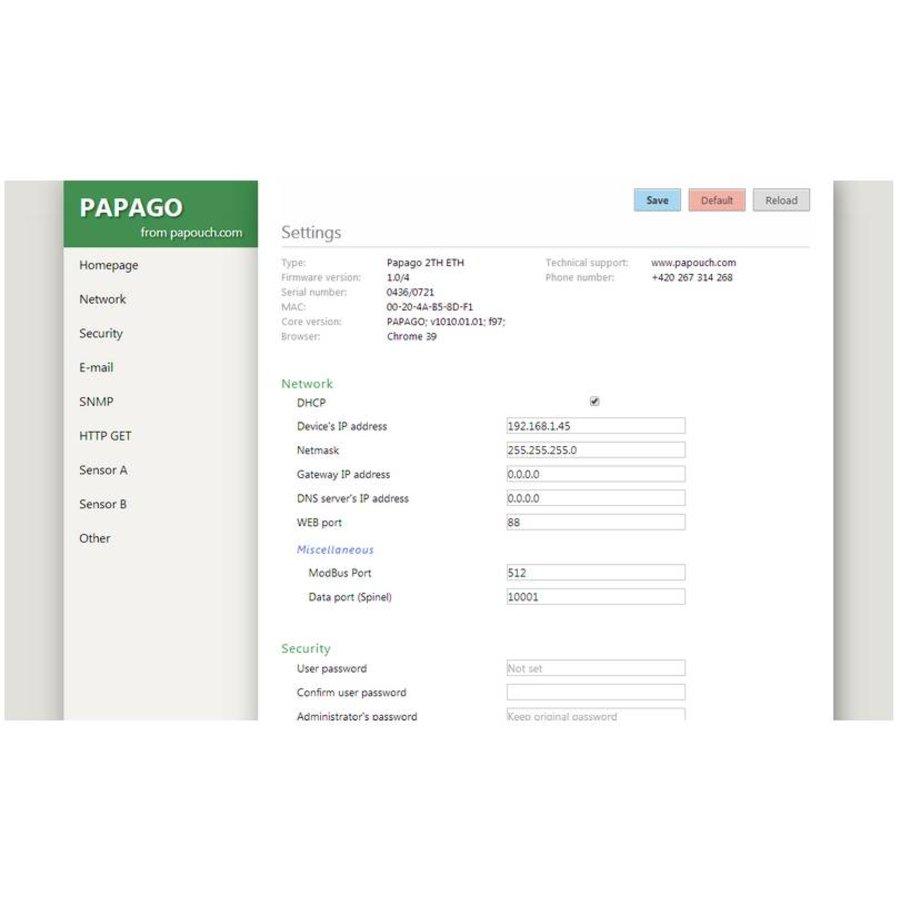 PAPAGO 2TC ETH-6