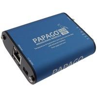 thumb-Papago TH 2DI DO ETH Environment monitor-1