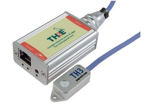 Papouch TH2E - Ethernet temperatuur- en vochtigheidssensor