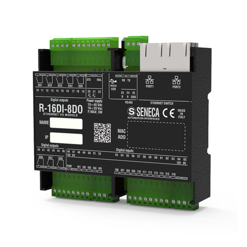 I/O ModBUS TCP-IP Systems