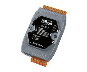 ICP-DAS ET-7017 8-Ch Analog Input 4-Ch Isolated Digital Output Module
