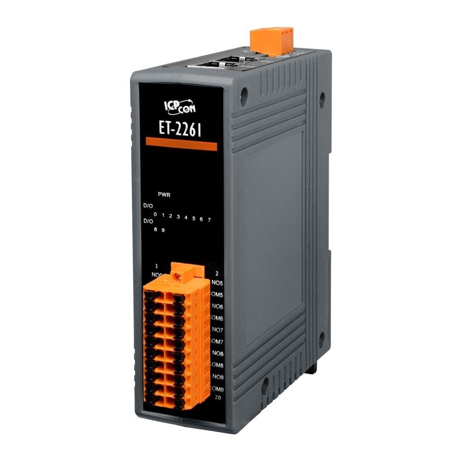 ET-2200 Modbus TCP Ethernet