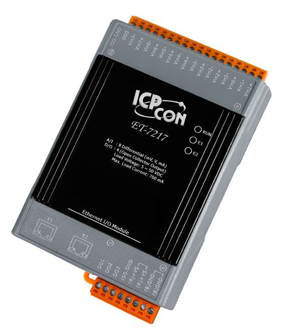 ET-7200 Modbus TCP Ethernet