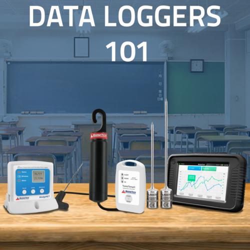 Wat zijn dataloggers?