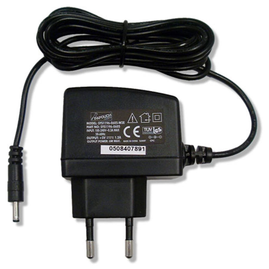 Power supply unit 5V/1,2A with EU plug-1