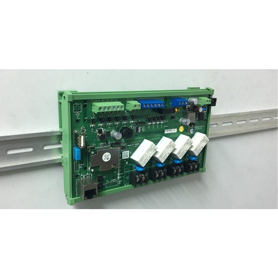 DIN-Rail Bracket 9223K / 9823LT / 9823GP-3