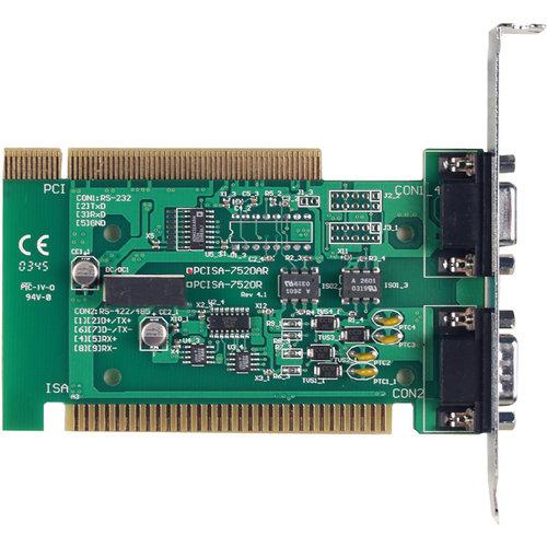 ICPDAS PCISA-7520AR CR