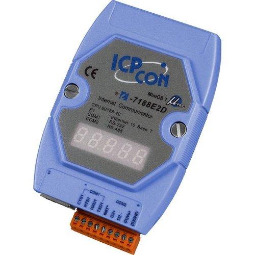 ICPDAS I-7188E2D CR