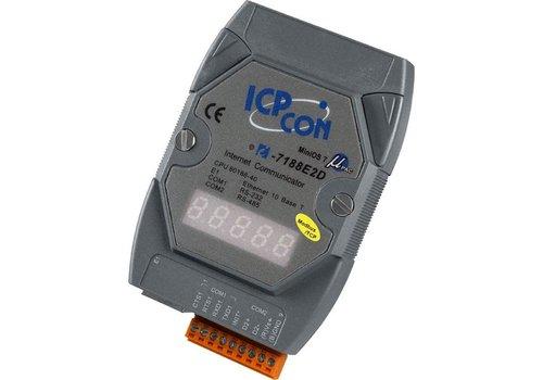 ICPDAS I-7188E2D-MTCP-G CR