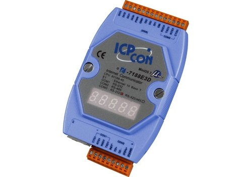 ICPDAS I-7188E3D-232 CR