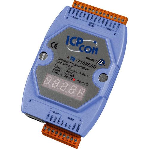 ICPDAS I-7188E5D CR