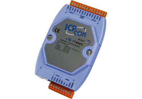 ICPDAS I-7188E8 CR