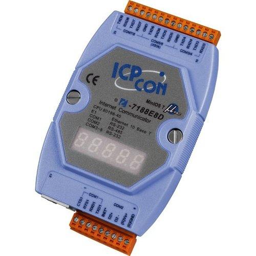 ICPDAS I-7188E8D CR