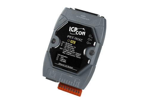 ICPDAS PET-7018Z-G/S CR