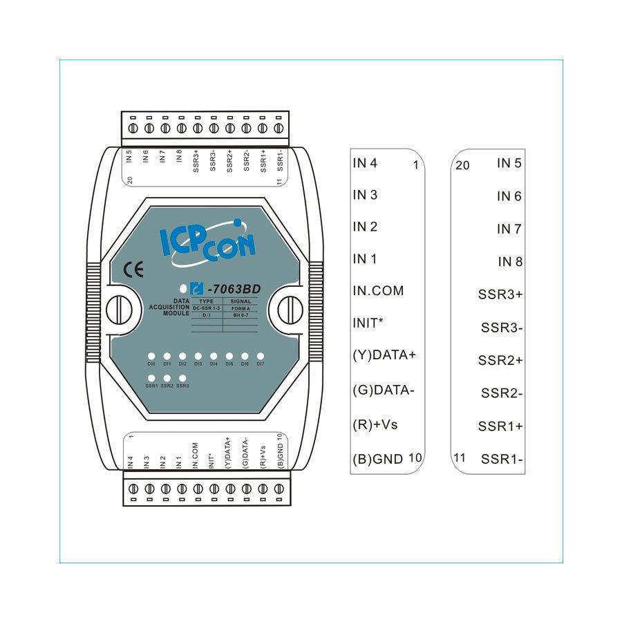 I-7063BD CR-4