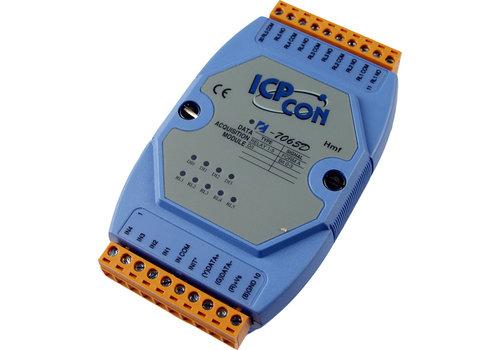 ICPDAS I-7065D CR