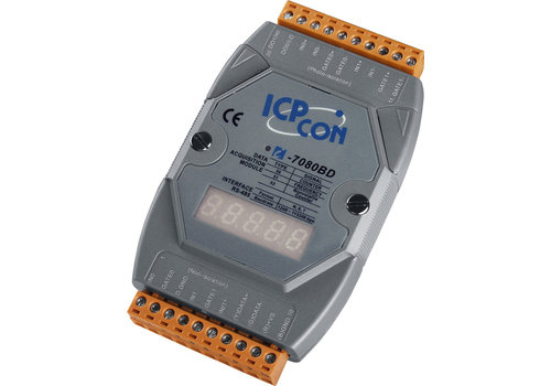 ICPDAS I-7080BD-G CR
