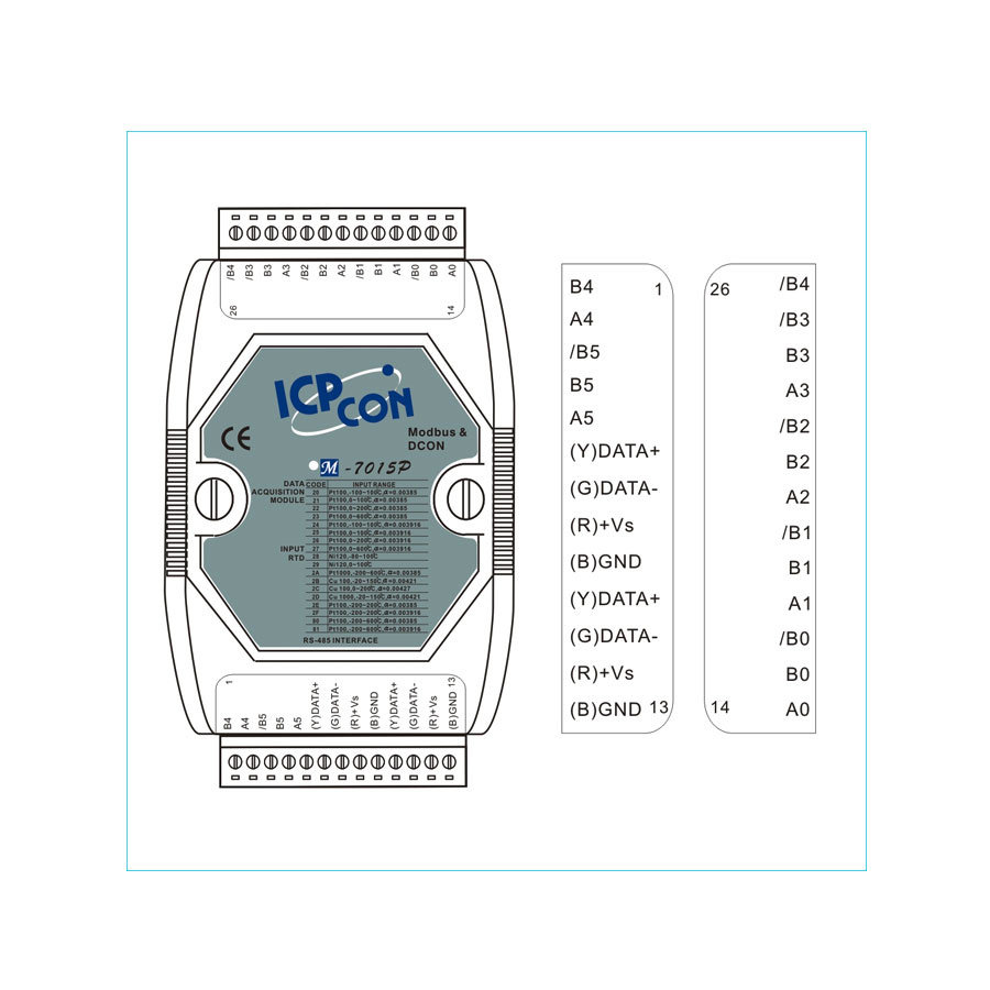 M-7015P-G CR-4