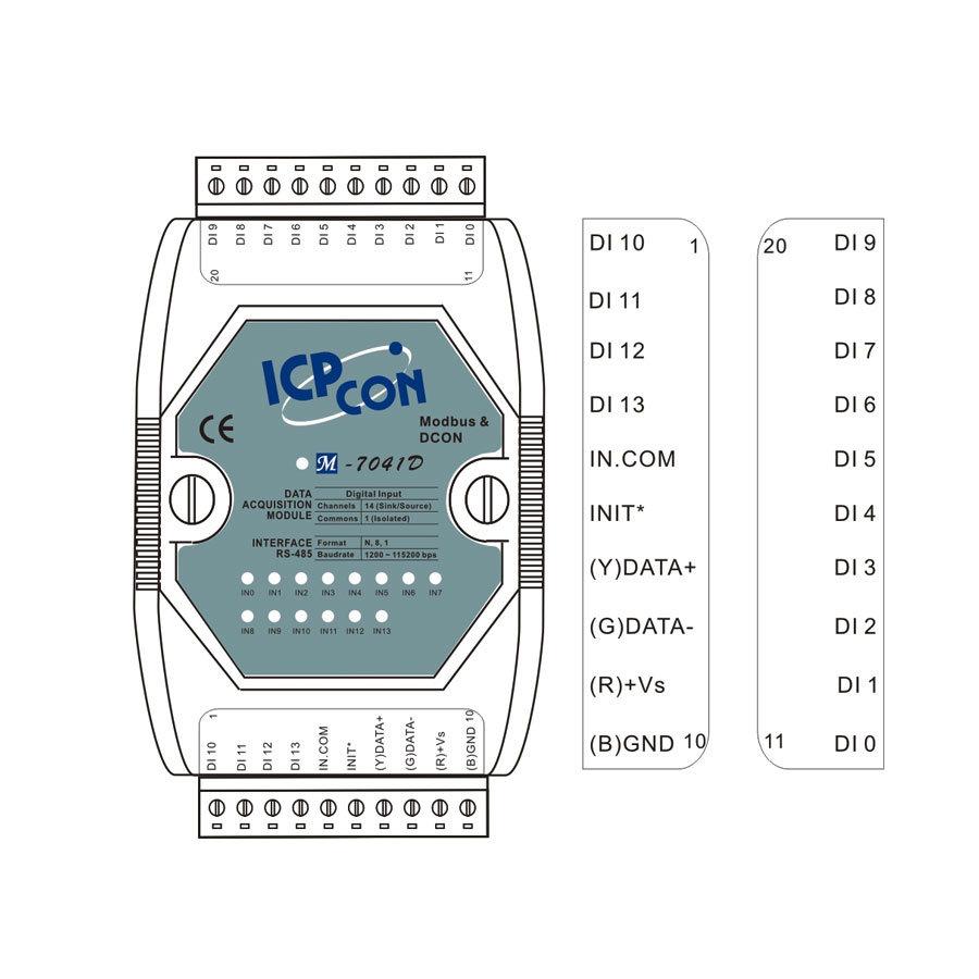 M-7041D-G CR-4