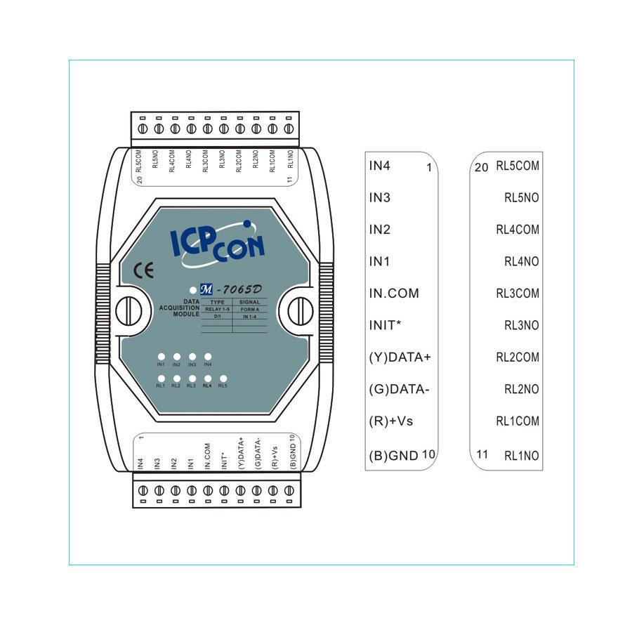 M-7065D-G CR-4