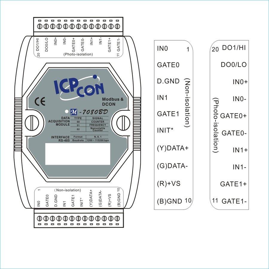 M-7080BD-G CR-3